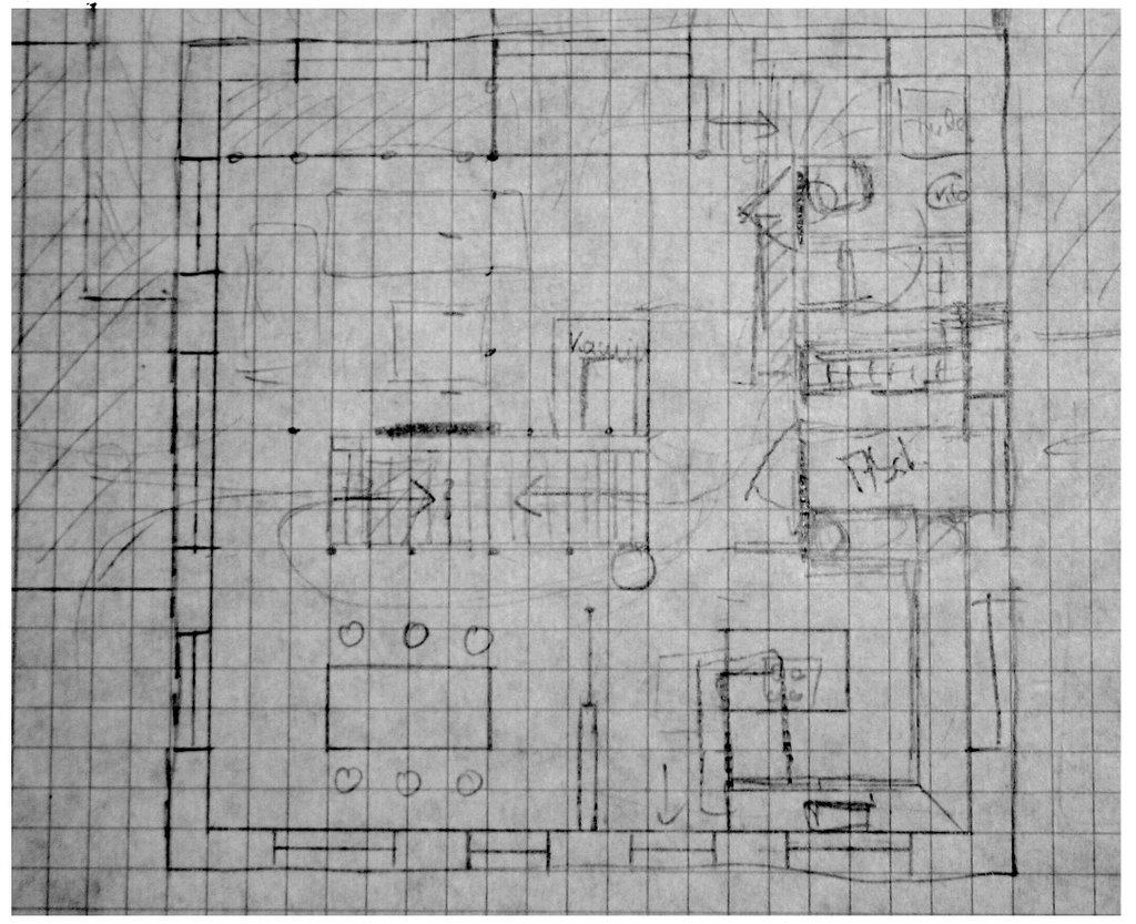 Aktion: Hausbau in Bönningstedt: 07.05.2006: Erste Entwürfe beim ...