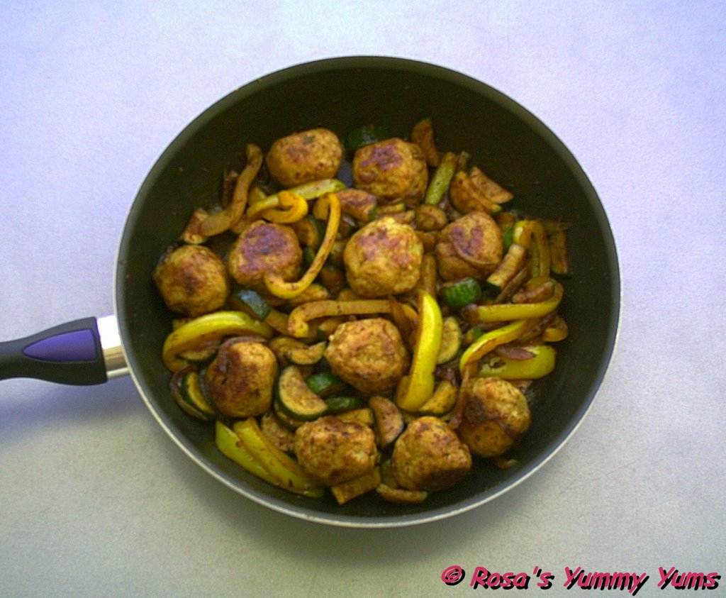 "this simple recipe one evening when I was craving for my ""Matzah Balls ..."