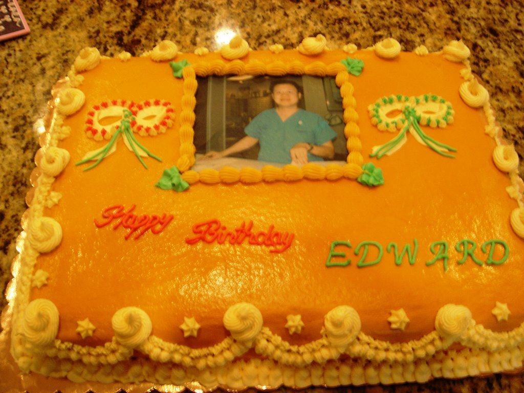 MLYUS CAKE DESIGN A Special Cake For Edwards 50 Years Old Birthday
