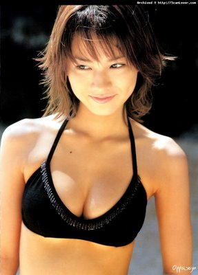 Yui Ichikawa in a bikini Picture, non nude and non anked.