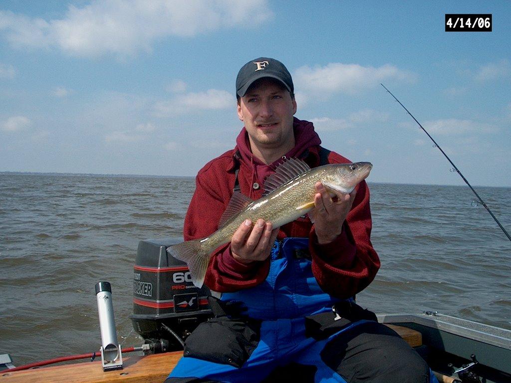 Saginaw bay walleye report for Saginaw bay fishing report