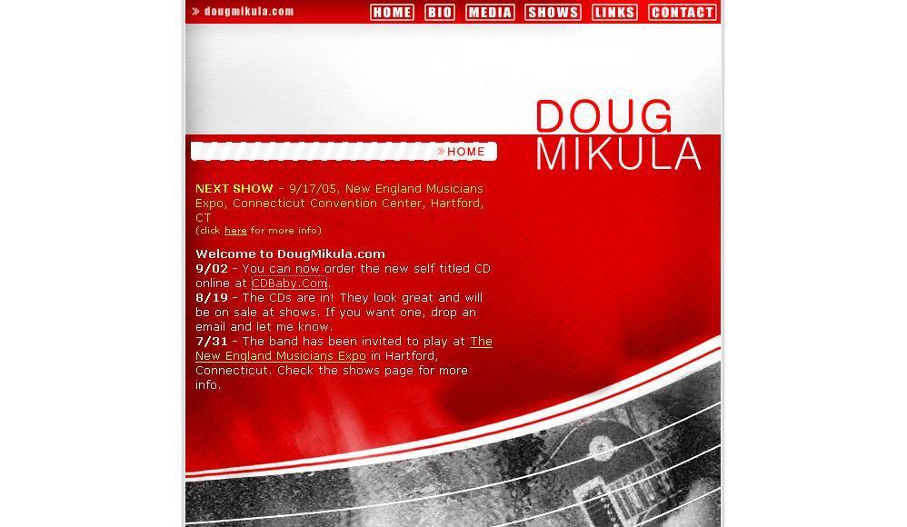 Truth In Shredding: Doug Mikula: course of evolution