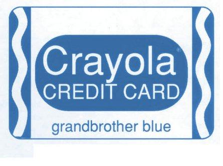 Grandbrother - Crayon Grenade Epic Of Laura & Other Name Games