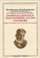 Dashnagtzoutiun Has Nothing To Do Anymore -Hovhannes Katchaznouni Manifesto free E-Book  344 kb