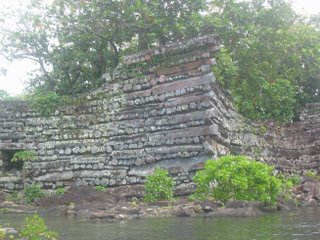 Nan Madol (NanDowas or War Temple)