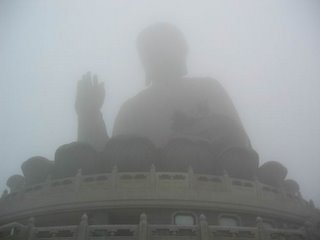 Buddha in the Mist