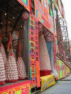 The Bun Festival Towers