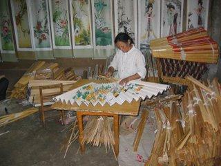 Fan Making Workshop