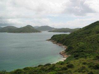 Overlooking the Islands