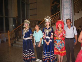 Traditional Costumes of Some Ethnic Minorties of the Region