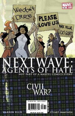 Nextwave Civil War