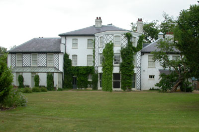 Additions to Down House
