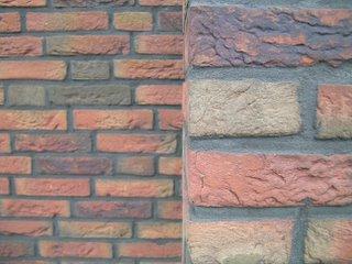 Nummer 33 januari 2006 - Muur steen duidelijk ...
