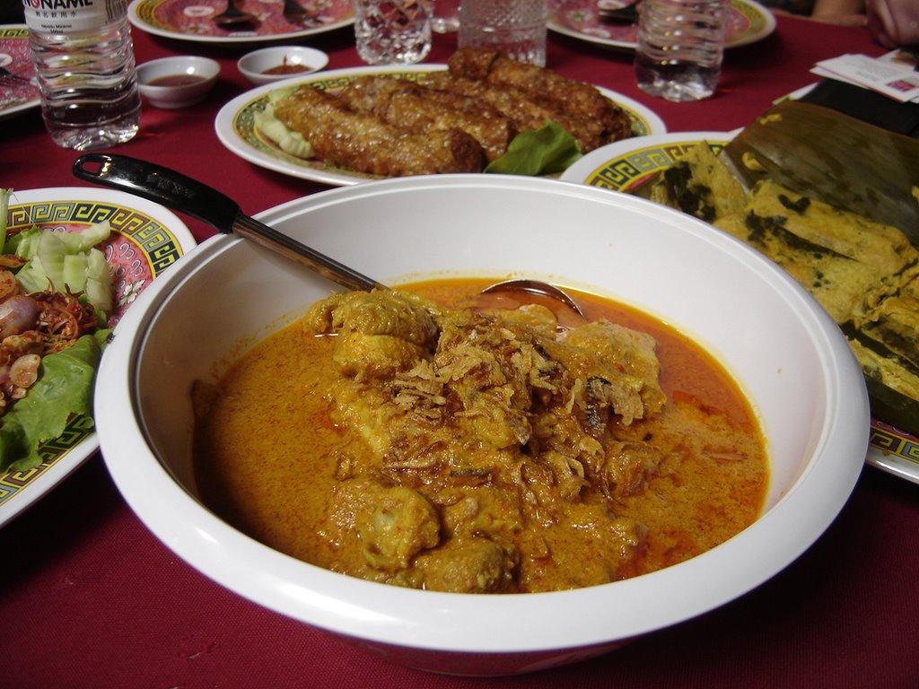 El amor por la cocina cocina de malasia pluralidad cultural for Haciendo el amor en la cocina