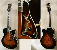 gibson kalamazoo award model guitar archtop