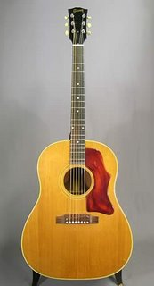 1968 gibson j-50 guitar