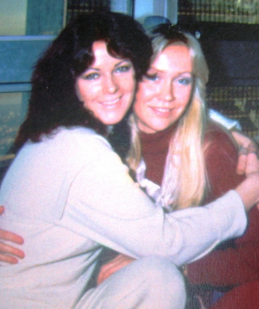 agnetha and frida relationship quotes