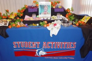 Day of the Dead altar for Steve Irwin, the Crocodile Hunter