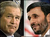 Ahmadinejad's Letter To Bush