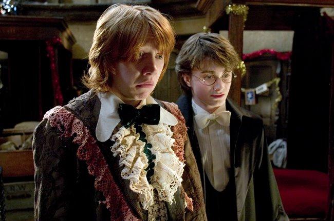 CINE: Harry Potter y el Cáliz de Fuego, la cuarta parte del aprendiz ...