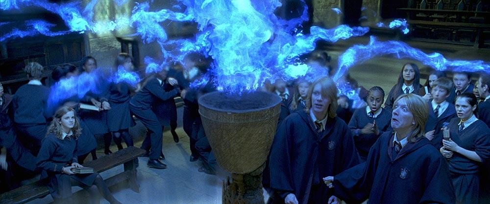 LA ALTERNATIVA: Harry Potter y el Cáliz de Fuego, la cuarta parte ...