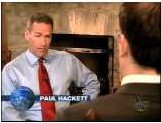 Paul Hackett on the Daily Show