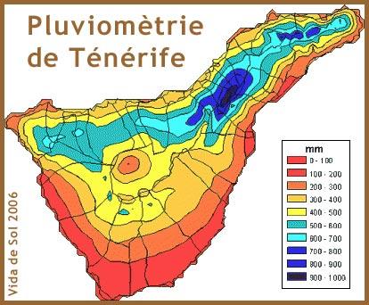 Climat tenerife