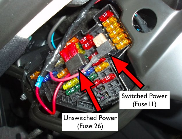 03 fuse power audi area audi a3 2006 Audi A4 Hood at panicattacktreatment.co