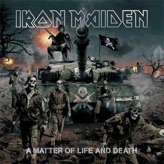 Crítica – Iron Maiden 'A Matter of Life and Death'
