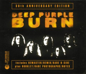 MP3's – Deep Purple 'Burn'