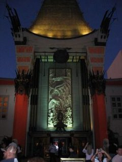 Chinese Theater, Hollywoord Blvd