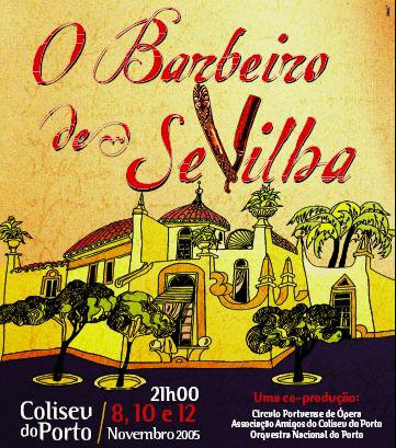 Barbeiro de Sevilha - Coliseu do Porto