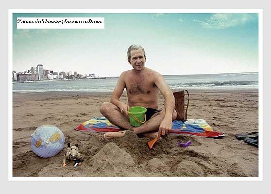 Bush na Póvoa de Varzim