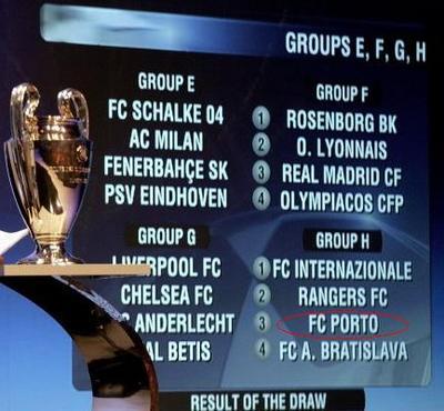 F. C. Porto campeão