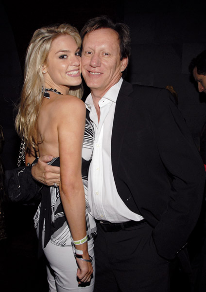 James Woods Has A 20 Year Old Girlfriend Go