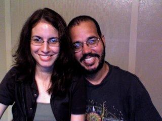 whatta happy couple!