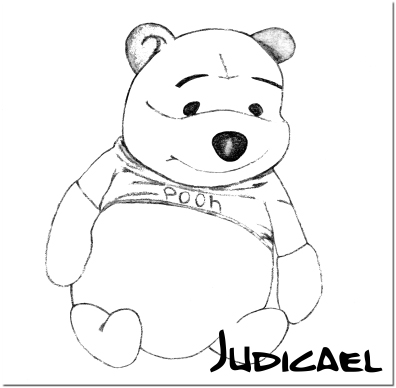 winnie version peluche - Judicael