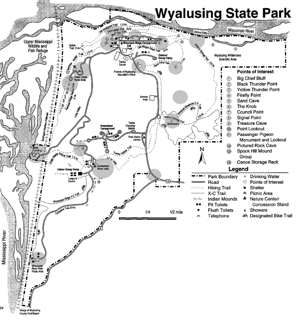 STATE PARK EXTRAVAGANZA: WYALUSING STATE PARK