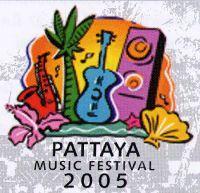 Pattaya Music Festival Logo