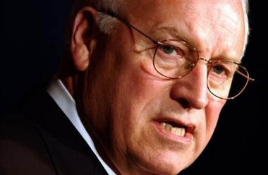 nasty comments dick cheney