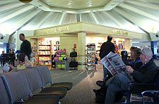 Concourse B del Aeropuerto de Indianápolis