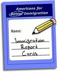 Immigration Report Cards