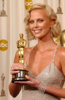 Charlize Theron... info