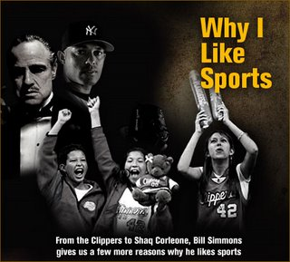 Why I love sports, by Bill Simmons