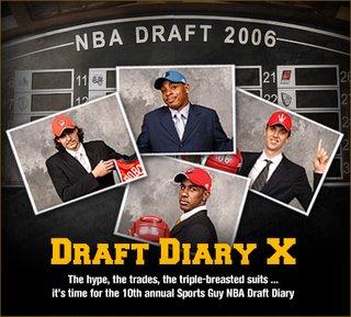 Draft Diary X