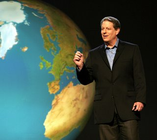 Questions for Al Gore