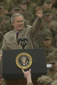 How George Bush Became a Dictator