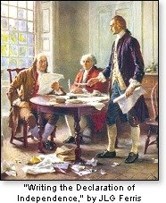 Renewing our Declaration of Independence