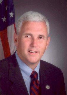 Rep. Mikc Pence