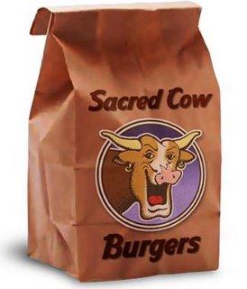 Sacred Cow Burgers